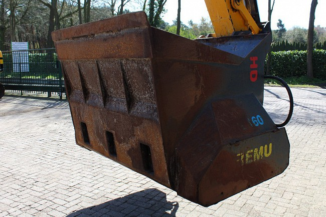 2011 Remu Screening bucket WL160 HD  CW30