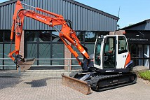 2012 Kubota KX080-3 Alpha 2PC