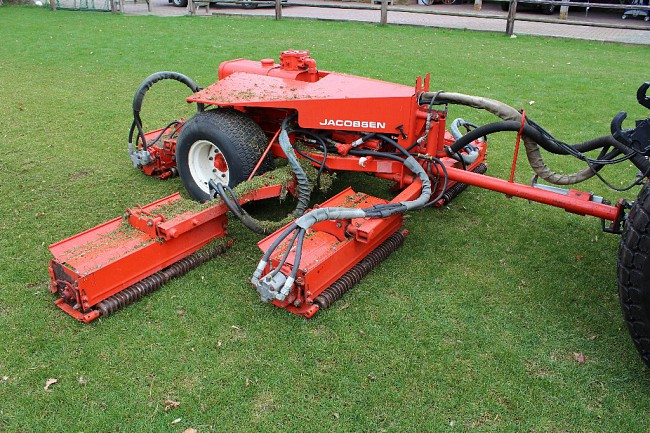 Jacobsen Beluchter 3200 mm