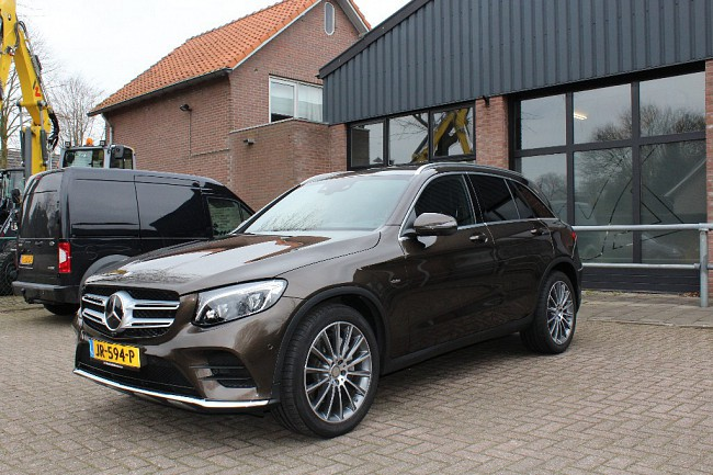 2015 Mercedes-Benz GLC 250 D 4 matic
