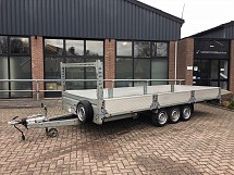 2014 Brian James Trailers Cargo T-03-T