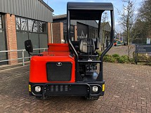 2018 Kubota KC250HR-4