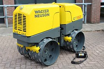 2006 Wacker RT82 Schapenpoot Remotecontrol