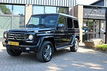 2013 Mercedes-Benz G 350 L Bluetec 7G-Tronic Plus 4 Matic