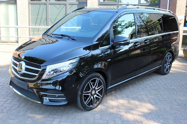 2017 Mercedes-Benz V250 L CDI Plus Edition Avantgarde AMG Line