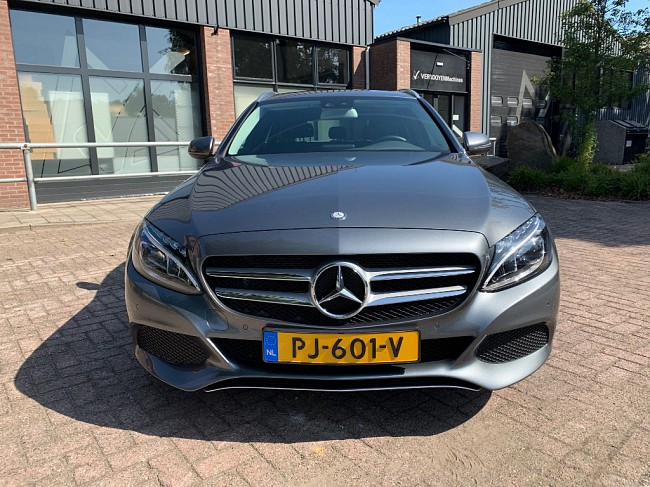 2016 Mercedes-Benz C 250 TD 7G-Tronic Plus Avantgarde