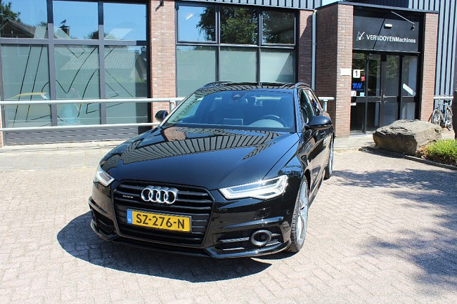 2015 Audi A6 3.0Tdi Bi Turbo Competition Avant