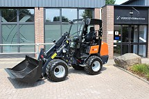 2016 Kubota RT270 / Giant V452T HD