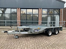 2019 Ifor Williams GX105HD Oprijbalken