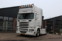 2014 Scania R 520  4x2  King off the Road