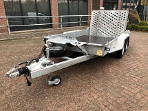 2019 Ifor Williams GH 105  Oprijklep