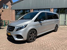 2018 Mercedes-Benz V250 Bleutec 7G-Tronic Plus Edition Avantgarde
