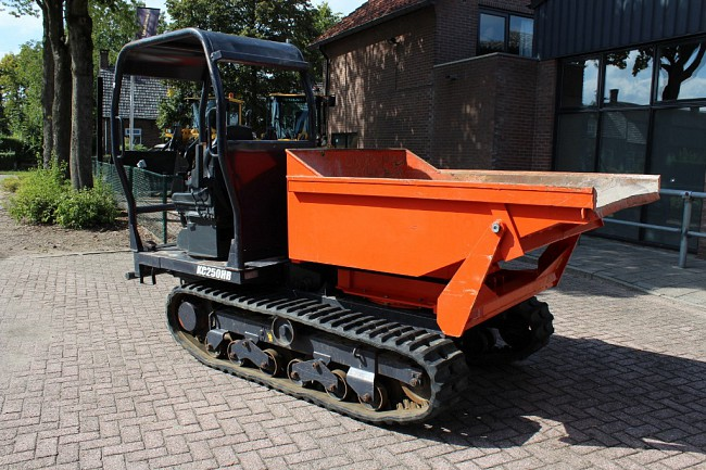 2011 Kubota KC250HR