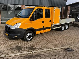 2012 Iveco Daily 40C17DT BE-Clixtar LMJ