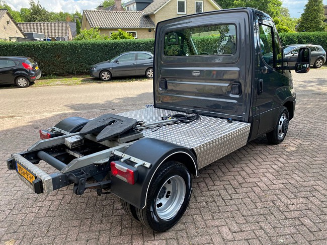 2019 Iveco Daily 40C18 BE Trekker
