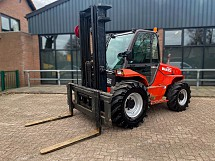 2005 Manitou M50-4 Ruwterrein heftruck